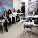 Семинар для общественных активистов прошел в рамках проекта «Семейный ресурсный центр»